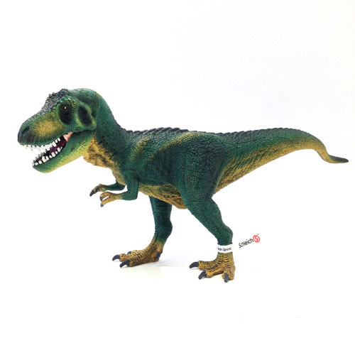 schleich ティラノサウルス・レックス(ダークグリーン)