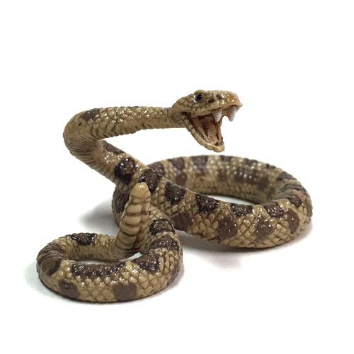 schleich ガラガラヘビ