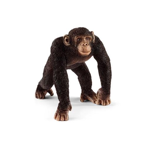 14817 schleich チンパンジー(オス)[02085]