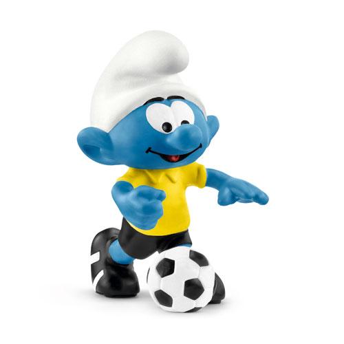 schleich サッカー・スマーフとボール