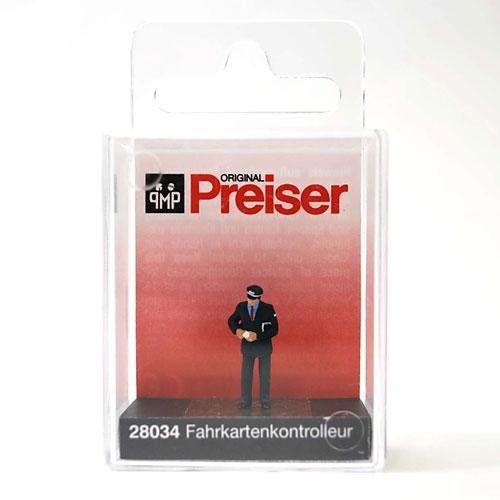 28034 Preiser【車掌 3】