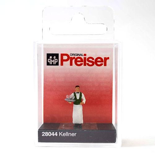 28044 Preiser【ウェイター】