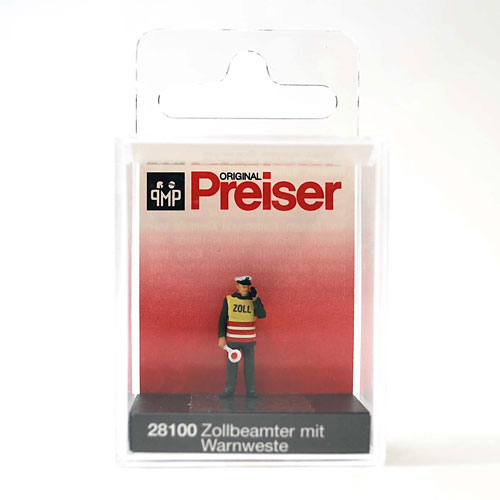 28100 Preiser【誘導員】