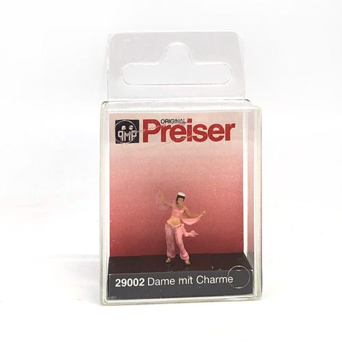 29002 Preiser【女性ダンサー】