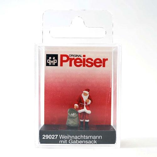 29027 Preiser【サンタクロース】*