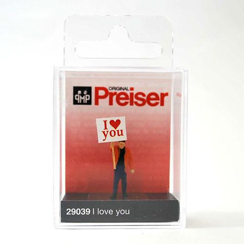 29039 Preiser【求婚】*