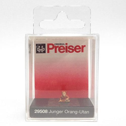29508 Preiser【オランウータン 子 座】