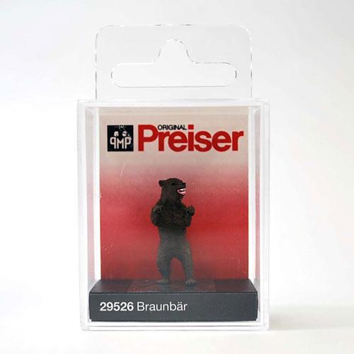 29526 Preiser【茶グマ 立】