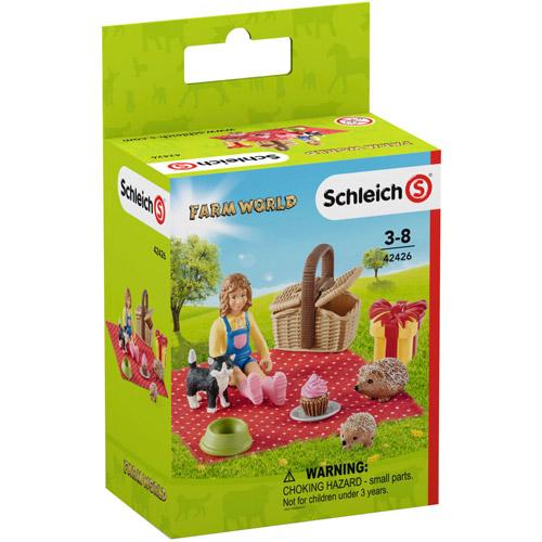 42426 schleich お誕生日のピクニック