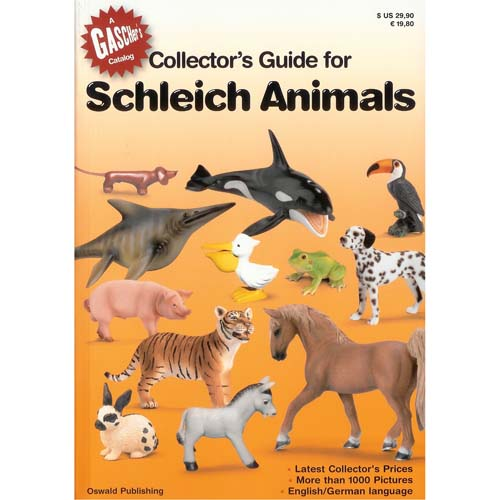 50313 Collectors Guide for Schleich Animals