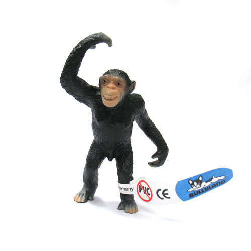 63371 BULLYLAND チンパンジー(立)【絶版】