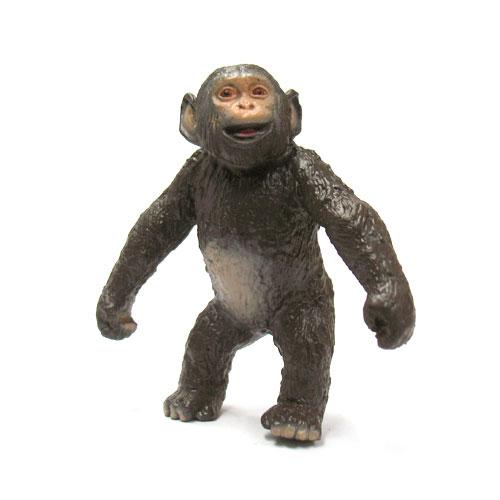 63417 BULLYLAND チンパンジー(仔・立)【絶版】