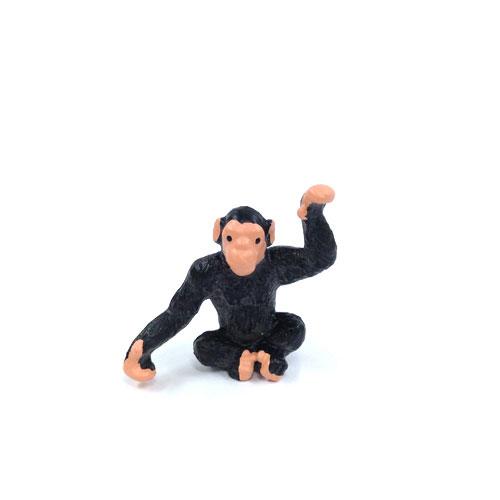 MMW10 BULLYLAND チンパンジー ミニ