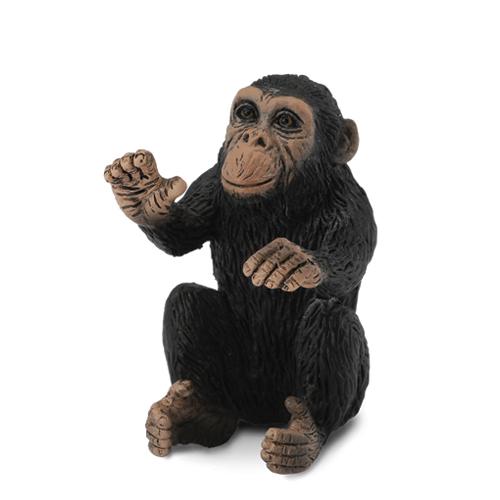 88494 Collecta【チンパンジー仔・抱】