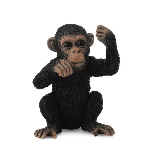 88495 Collecta【チンパンジー仔・考】