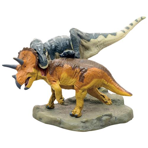 Favorite【ティラノサウルス VS トリケラトプス ミニモデル】FDW-281