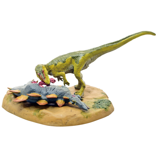 Favorite【アロサウルス VS ステゴサウルス ミニモデル】