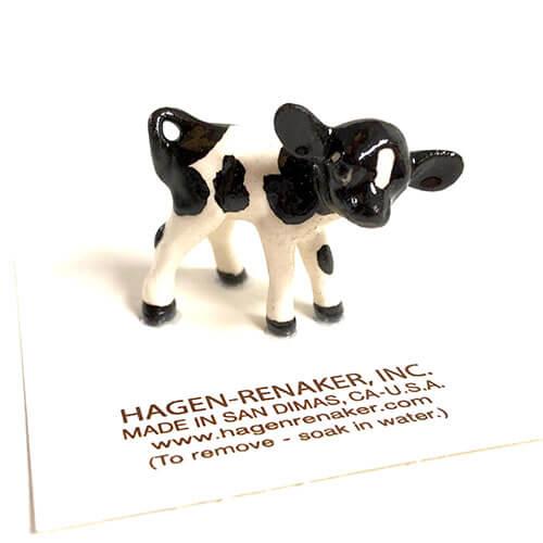 22 Hagen Renaker【ホルスタイン(仔)】