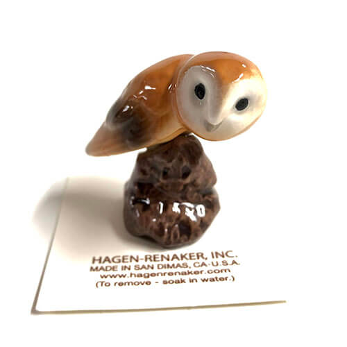 3196 Hagen Renaker【バーン オウル】