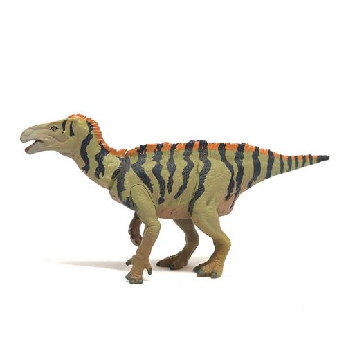 kymqn01901 miniQ 恐竜造形最前線 イグアノドン