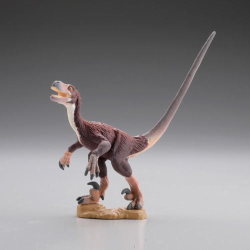 miniQ 恐竜発掘記 恐竜造形大博覧会 第8弾 デイノニクス