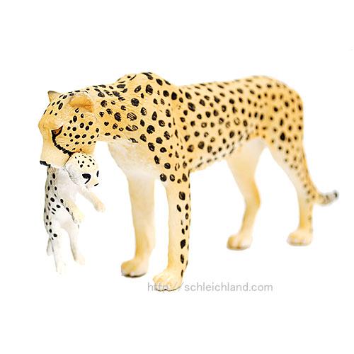 387167 mojo【チーターと赤ちゃん】