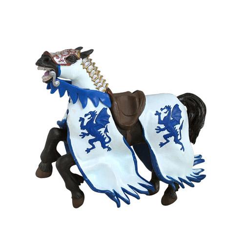 39389 Papo【ドラゴンキングの馬 blue】