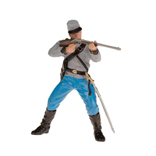 ◆39520 Papo【ライフルを持った南部の騎兵】