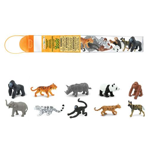 100109 Safari【絶滅危惧種-陸 チューブ】