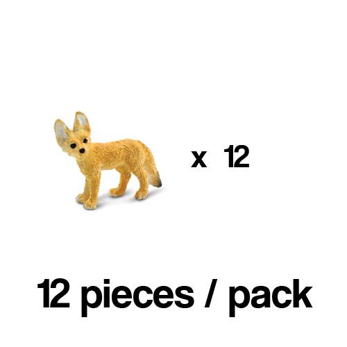 100313_12 Safari【ミニ フェネック(12個)】
