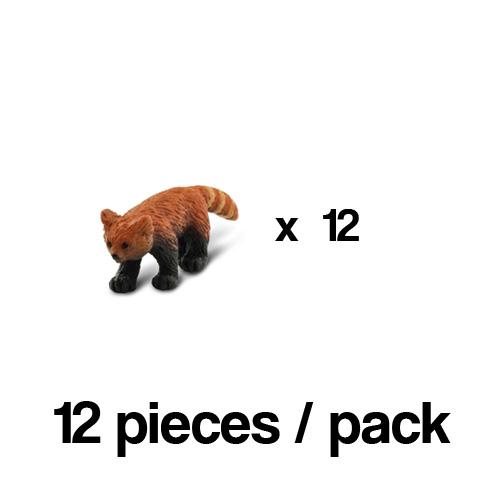 100322_12 Safari【ミニ レッサーパンダ(12個)】