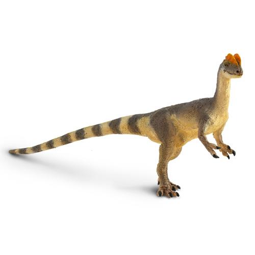 Safari【ディロフォサウルス】