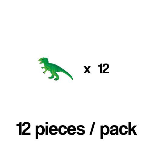 340822_12 Safari【ミニ T-Rex(12個)】