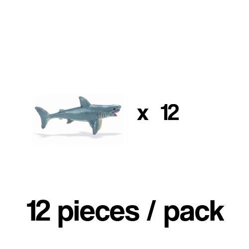 344322_12 Safari【ミニ ホホジロザメ(12個)】