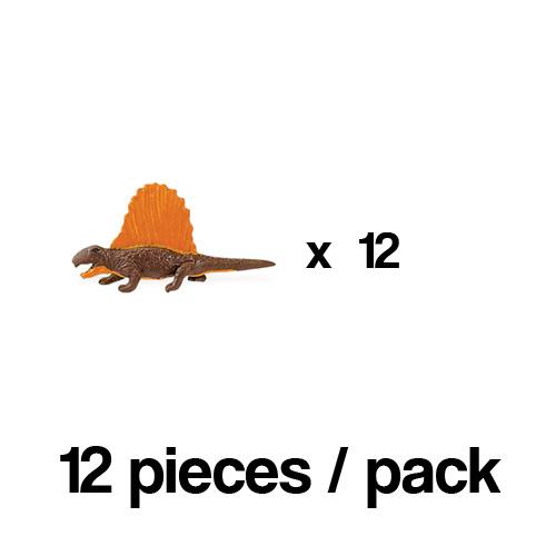 345622_12 Safari【ミニ ディメトロドン(12個)】