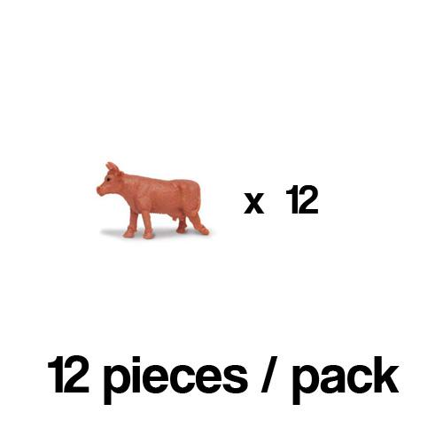 347522_12 Safari【ミニ ジャージー牛(12個)】