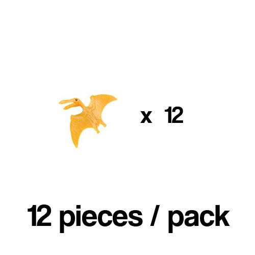 347822_12 Safari【ミニ プテロサウルス(12個)】
