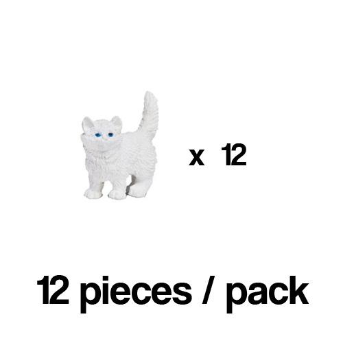 349622_12 Safari【ミニ ネコ(仔)(12個)】