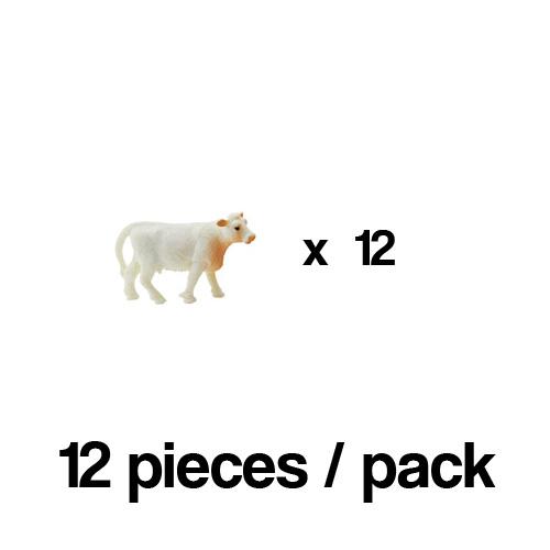 350422_12 Safari【ミニ シャロレ牛(12個)】