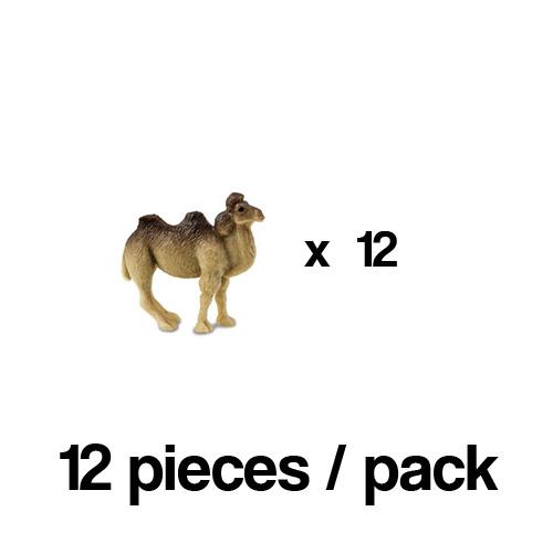 353022_12 Safari【ミニ ラクダ(12個)】