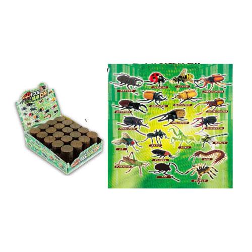 sf4D4015 昆虫4Dパズル(クローズタイプ)