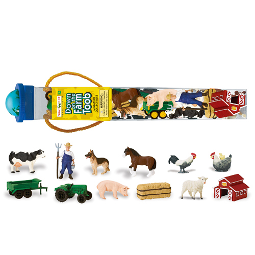 682604 Safari【農場 チューブ】