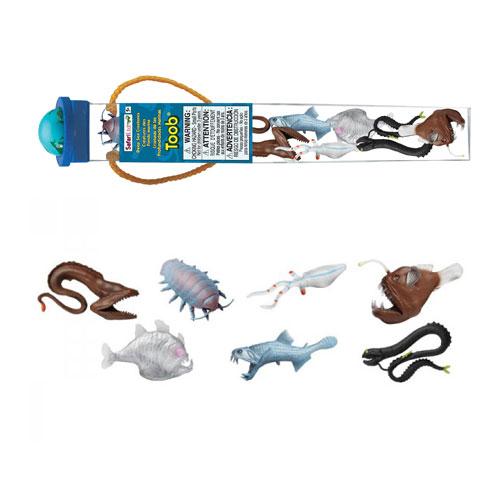 688104 Safari【深海生物 チューブ】