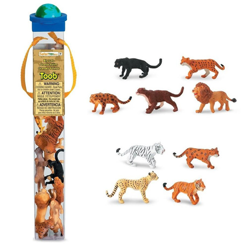 694604 Safari【ネコ科動物 チューブ】