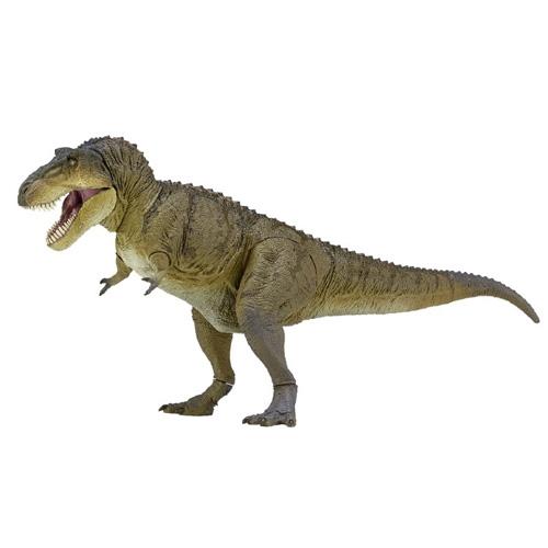 海洋堂【ティラノサウルス(スモークグリーン)】