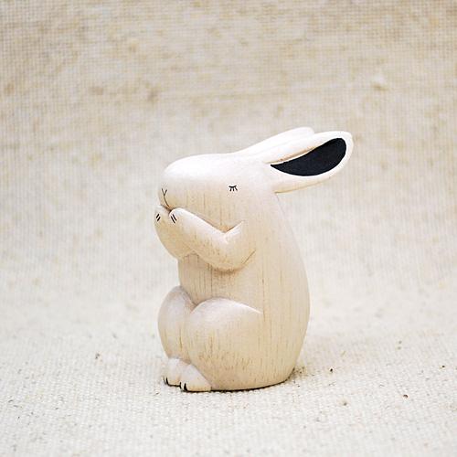 TL105 ぽれぽれ動物 ウサギ
