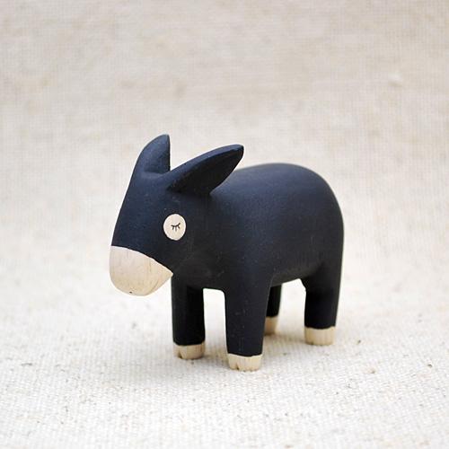 TL113 ぽれぽれ動物 ロバ