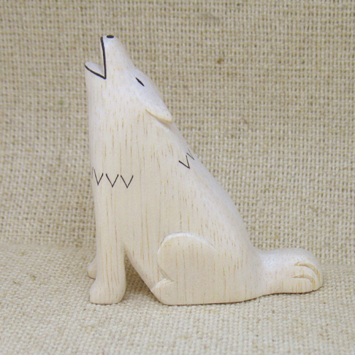 TL165 ぽれぽれ動物 オオカミ