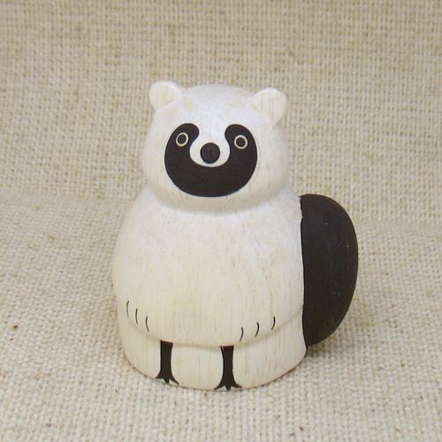 TL169 ぽれぽれ動物 タヌキ