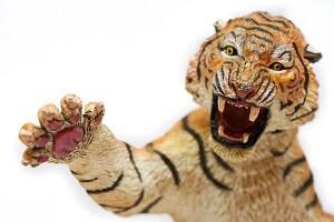 <span>大型ネコ科の動物フィギュア特集</span>
